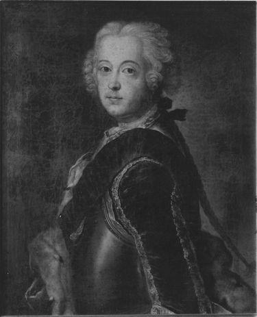 Bildnis von Friedrich dem Großen, König von Preußen (1712-1786)