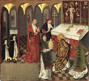 Die Messe des hl. Gregor