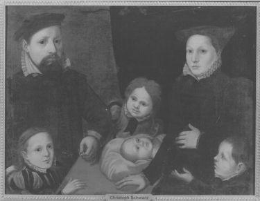 Familie des Künstlers