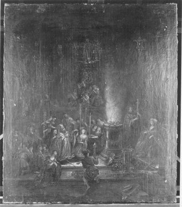 Salomons Götzendienst