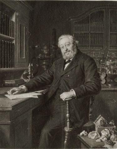Der Mineraloge Paul Heinrich von Groth (1843-1927)