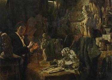 Der Bildhauer