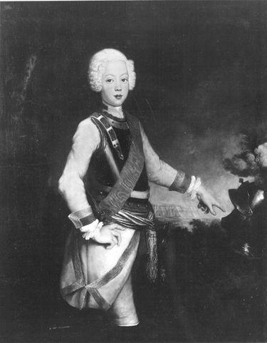 Prinz August Wilhelm von Preußen