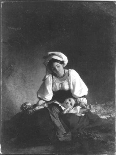 Eine Mutter aus Alvito