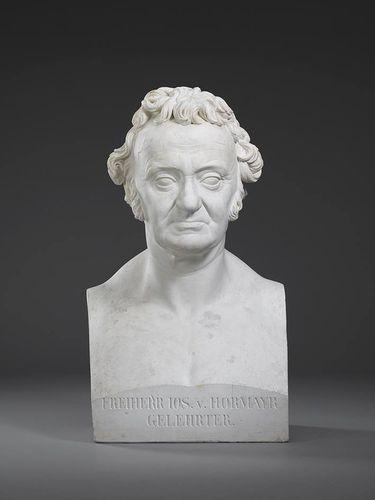 Der Historiker und Diplomat Joseph Hormayr, Freiherr zu Hortenburg (1781 - 1848)