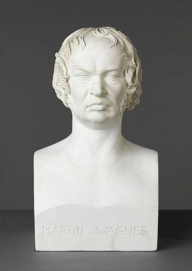 Der Bildhauer Johann Martin von Wagner (1777 - 1858)