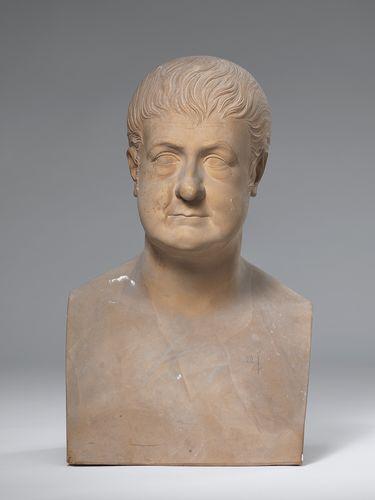 Büste eines Unbekannten (Karl Philipp von Schwarzenberg?)