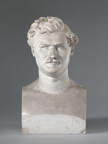 Der Kupferstecher Samuel Amsler (1791 - 1849)