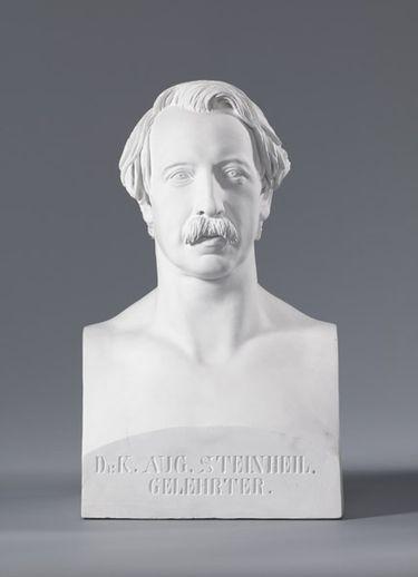 Der Physiker Carl August von Steinheil (1801 - 1870)