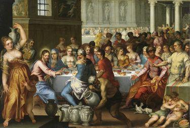 Die Hochzeit zu Kana