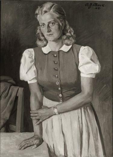 Mädchenporträt