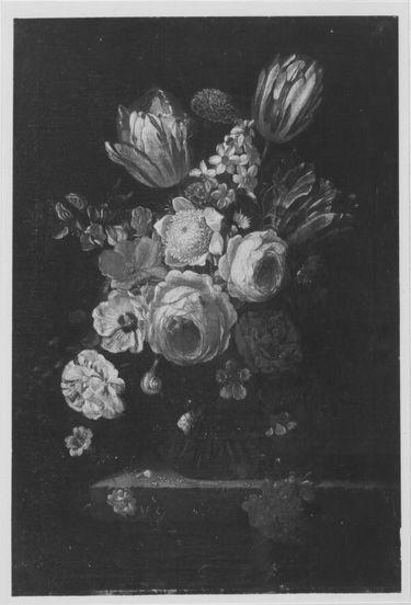 Blumenstück in Vase