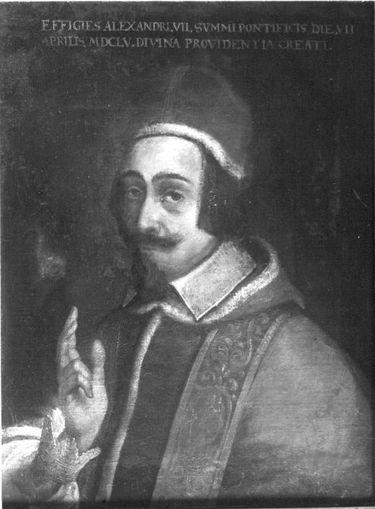 Papst Alexander VII.