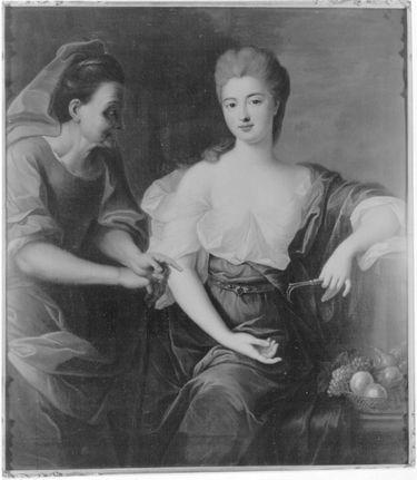 Bildnis Gräfin Polignac