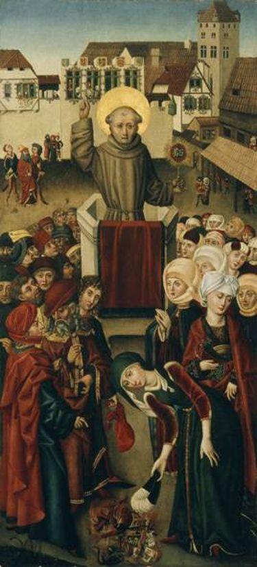 Die Predigt des Johannes Capistran