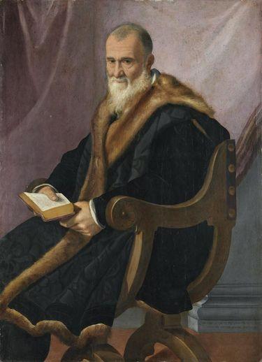 Bildnis des Humanisten Pietro Vettori