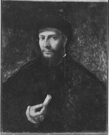 Bildnis eines Mannes