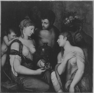 Venus, Bacchus und Ceres