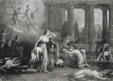 Tod der Niobiden