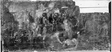 Wunder und Martyrium des hl. Johannes Evangelist
