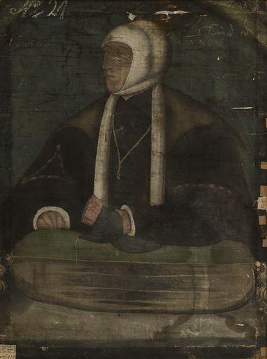 Bildnis der Königin Maria von Ungarn