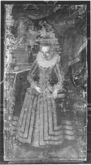 Bildnis einer jungen Prinzessin