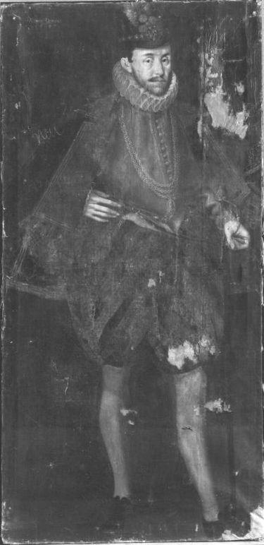 Bildnis eines Mannes (Pfalzgraf Philipp Ludwig von Neuburg)