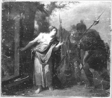 Jael und Sisera