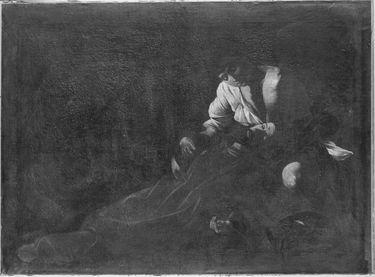 Tod des hl. Franziskus