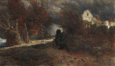 Der Ritt des Todes (Herbst und Tod)