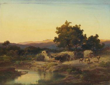 Gegend bei Granada