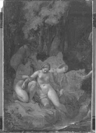 Diana und Callisto