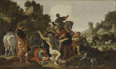 Nebukadnezar erhält die Königswürde zurück