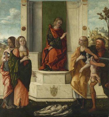 Das Urteil Salomonis