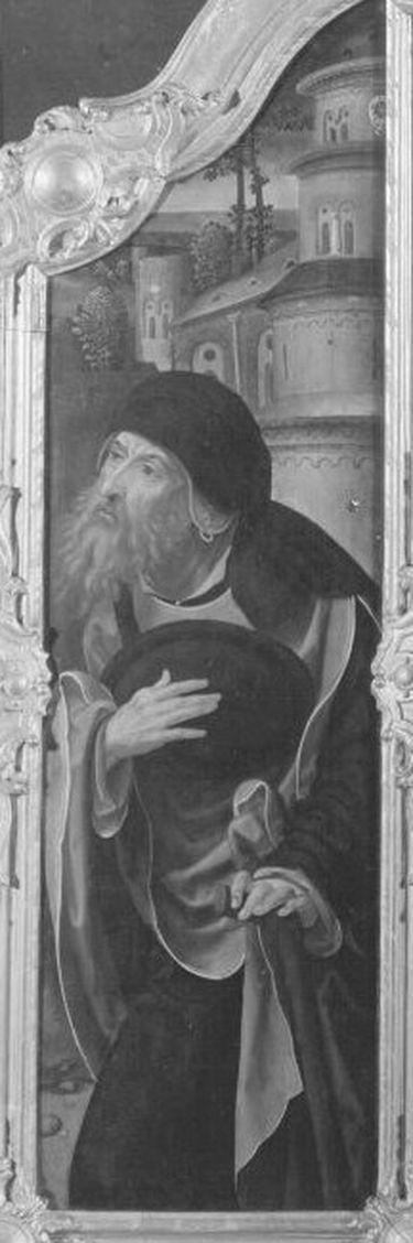 Triptychon: Hl. Josef