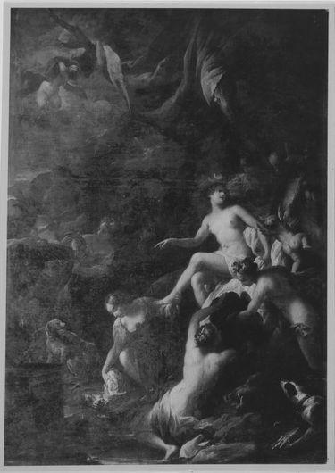 Das Bad der Diana