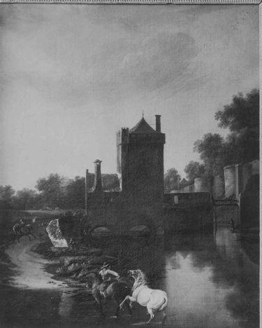 De Wittefrouwenpoort in Utrecht