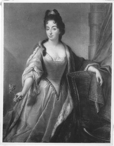 Bildnis der Maria Anna Christine von Bayern (1660-1690)