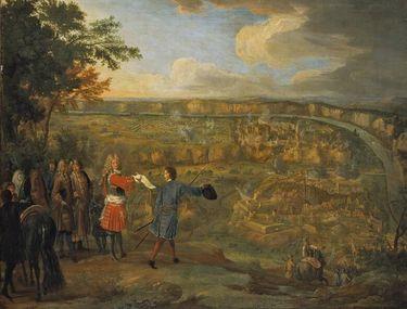 Die Belagerung von Jaslowiec, 1684