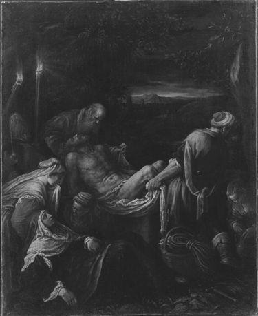 Die Grablegung Christi
