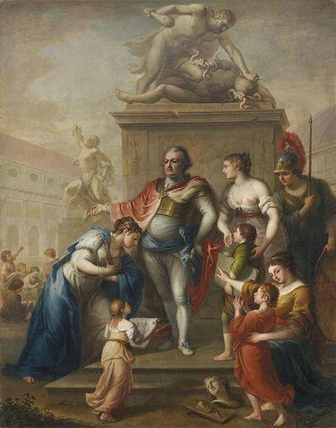 Bayern und die Schönen Künste huldigen Carl Theodor