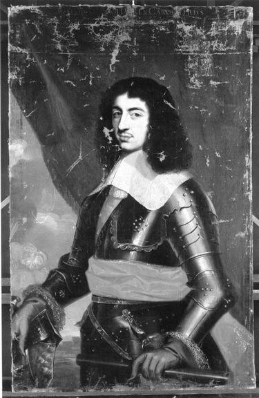 König Karl II. von England (1630-1685)