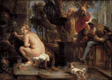 Susanna und die beiden Alten