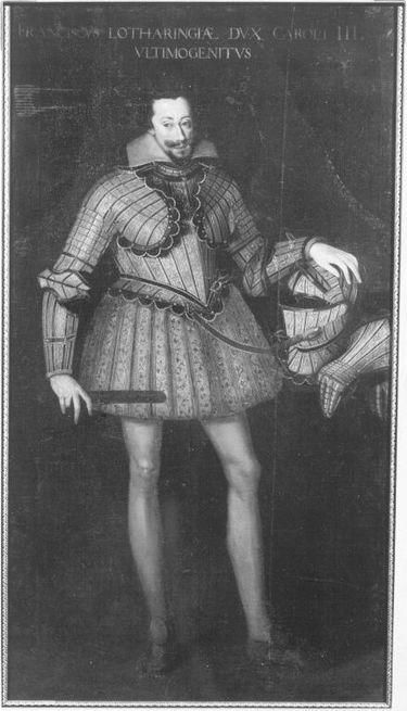 Herzog Franz II. von Lothringen, Sohn Karls III. von Lothringen