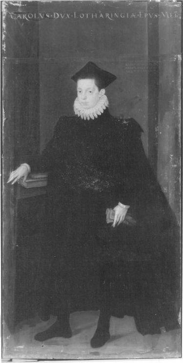 Karl von Lothringen (1567-1607)