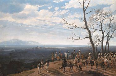 Die Belagerung von Cosel
