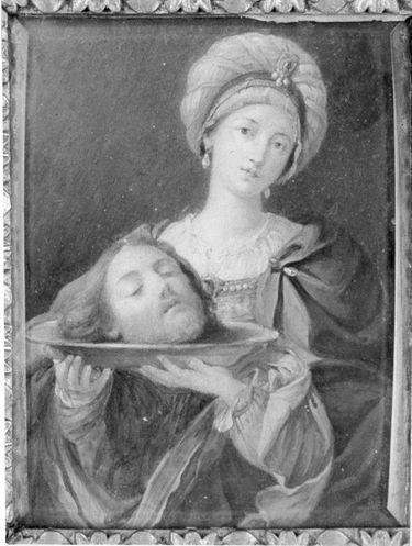 Salome mit dem Haupt Johannes des Täufers