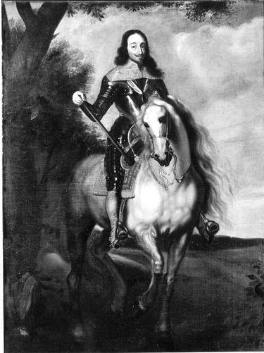 Reiterbildnis Karls I. von England