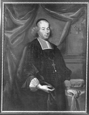 Bildnis des Johann Hugo von Orsbeck, Bischof von Speyer und Erzbischof und Kurfürst von Trier (1634-1711)