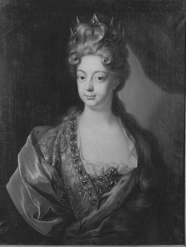 Bildnis der Wilhelmine Amalie von Braunschweig-Lüneburg